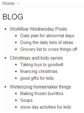 wf blog post ideas BLOG   WorkFlowy